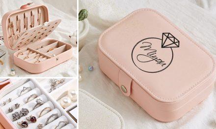 Stylowy i elegancki, a może minimalistyczny? Jaki kuferek na biżuterię wybrać.