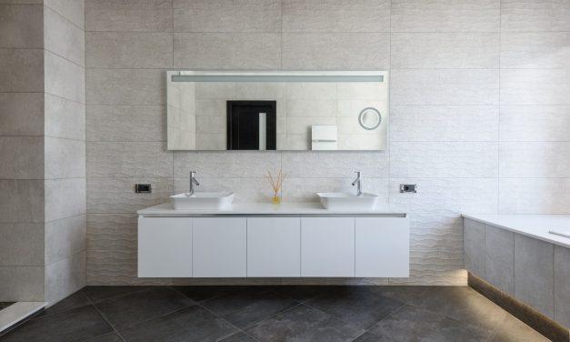 Trendy w aranżacji łazienek w 2021